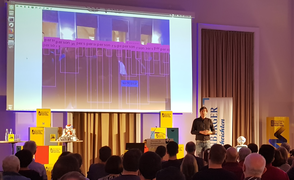 Digitale Gegenwart -Nürnberg Digital Festival